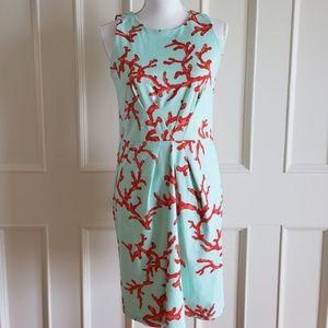 J. McLaughlin Coral Dress
